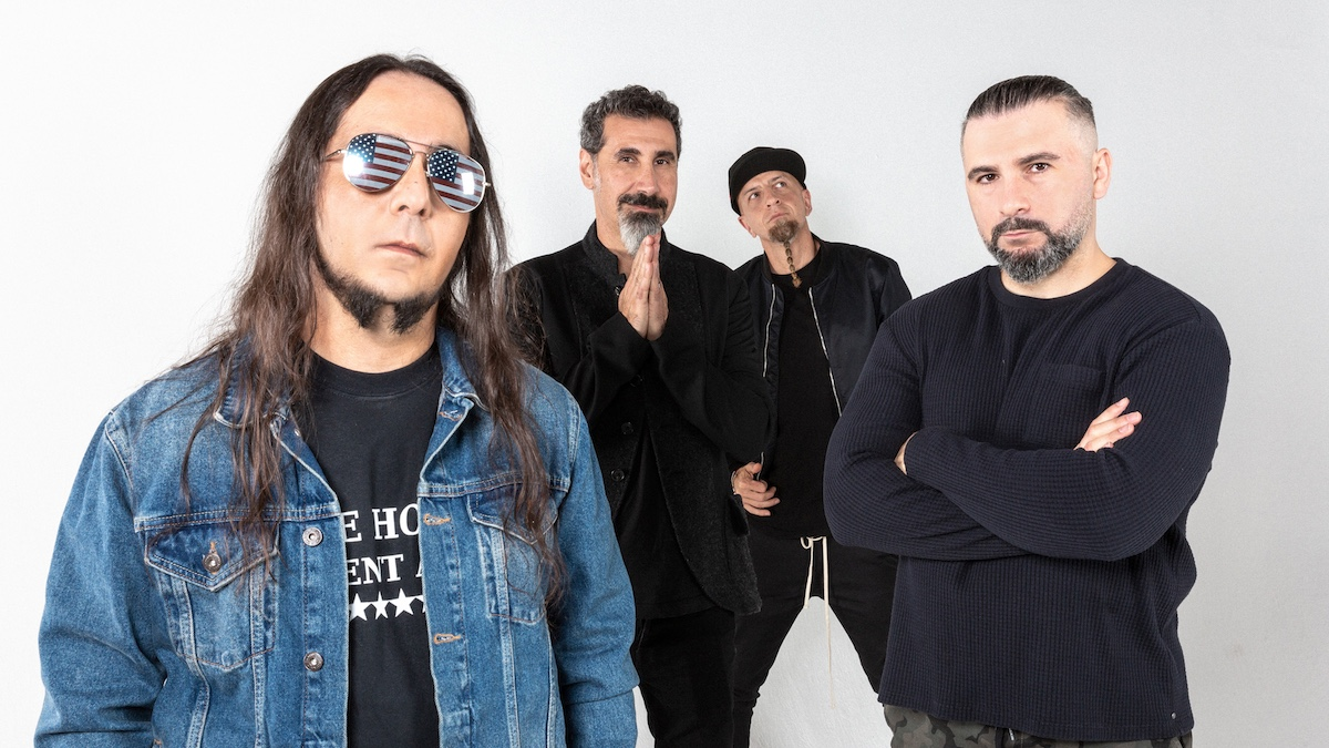 System of a Down announce livestream fundraising event