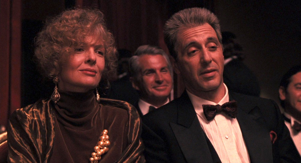 "Diane Keaton: Watching recut Godfather: Part III was ""one of the best moments of my life"""