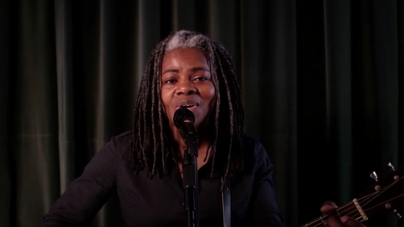 Tracy Chapman on Seth Meyers