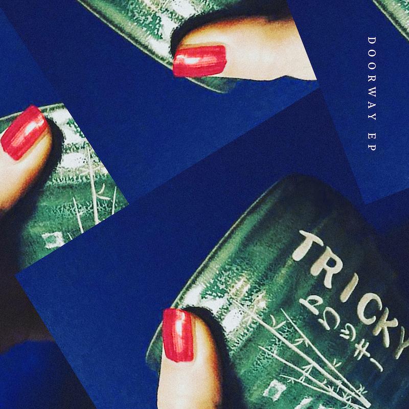 Tricky Doorway EP Cover Artwork