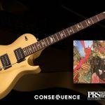 Win an SE Santana Singlecut Trem guitar and Abraxas on vinyl