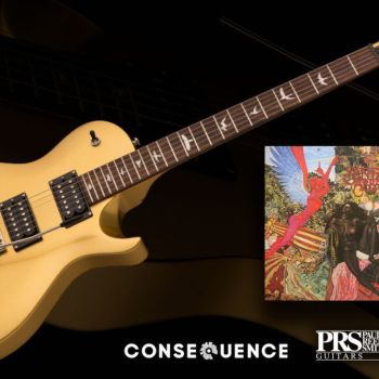 Win an SE Santana Singlecut Trem guitar and Abraxas on vinyl