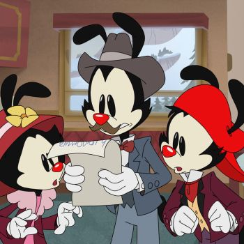 Hulu's Animaniacs Returns Prettier, Glossier, and Shinier: Review