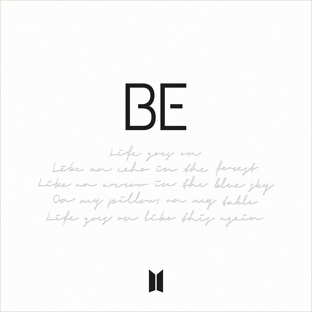BTS Premiere New Album BE (Deluxe Edition): Stream