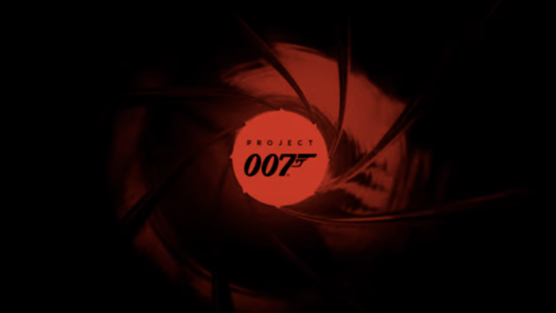 james bond video game hitman IO Interactive project 007