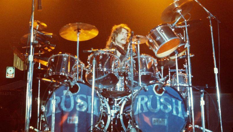 neil-peart-drums-auction-chrome-slingerland-photos