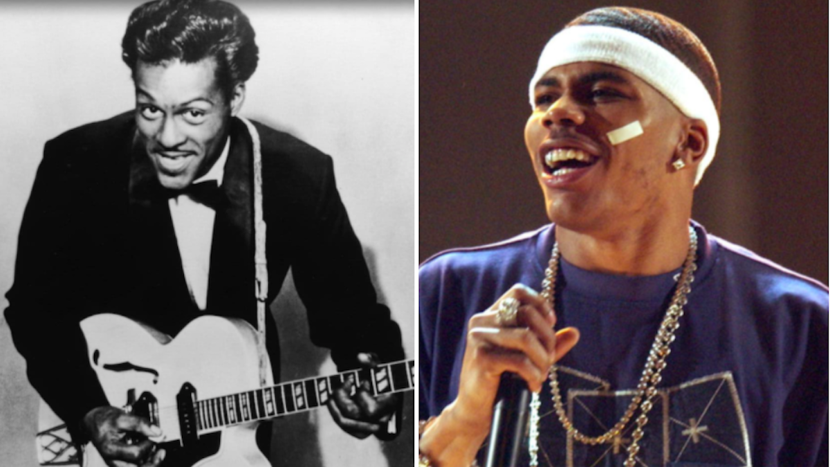 Nelly will play Chuck Berry in new Buddy...