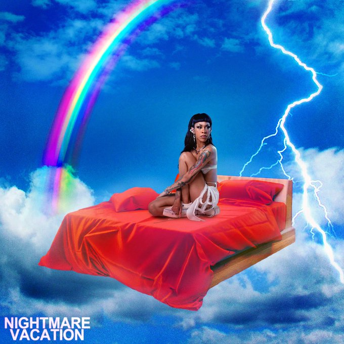 Rico Nasty Officially Announces Debut Album Nightmare Vacation