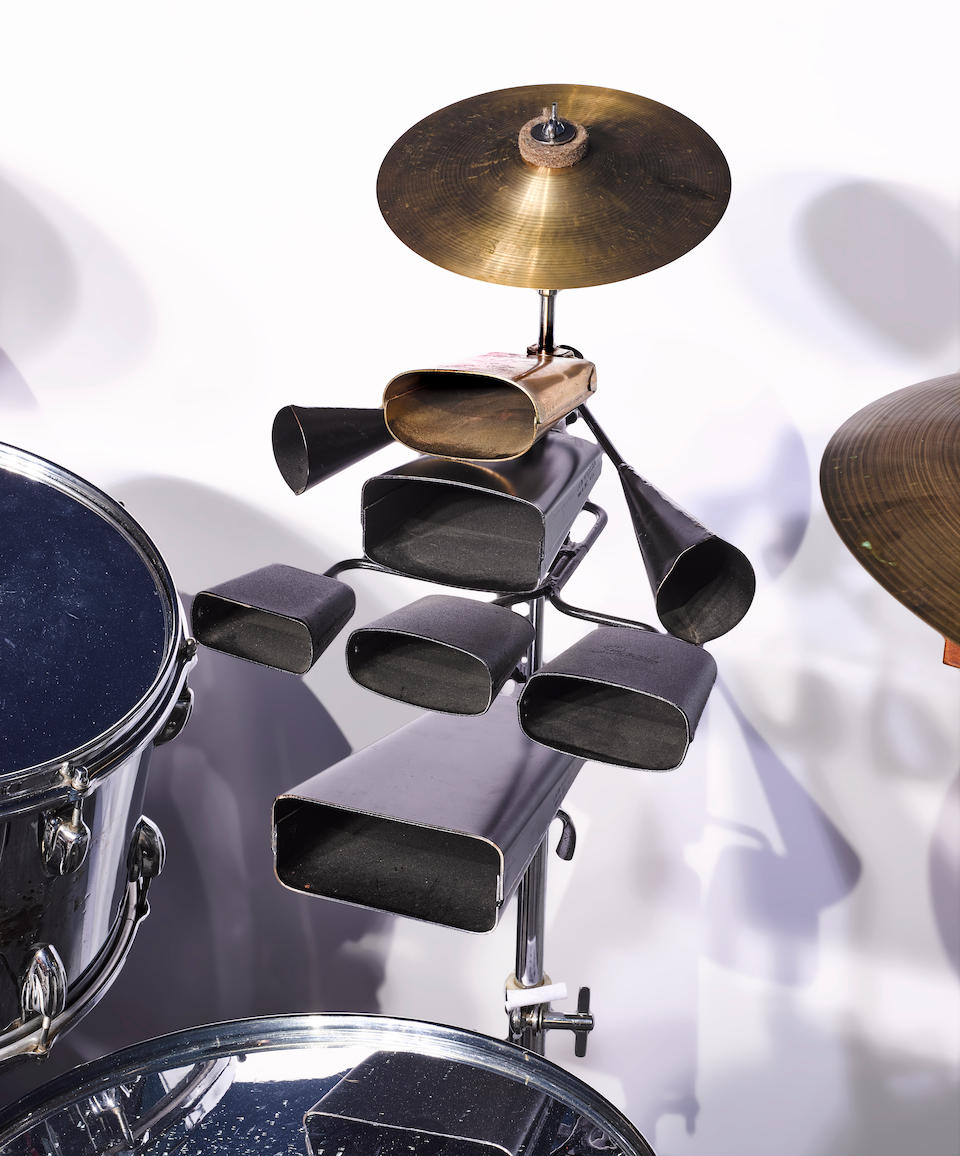 Neil Pearts 2112 Drum Set Sells for $500,000 in Auction