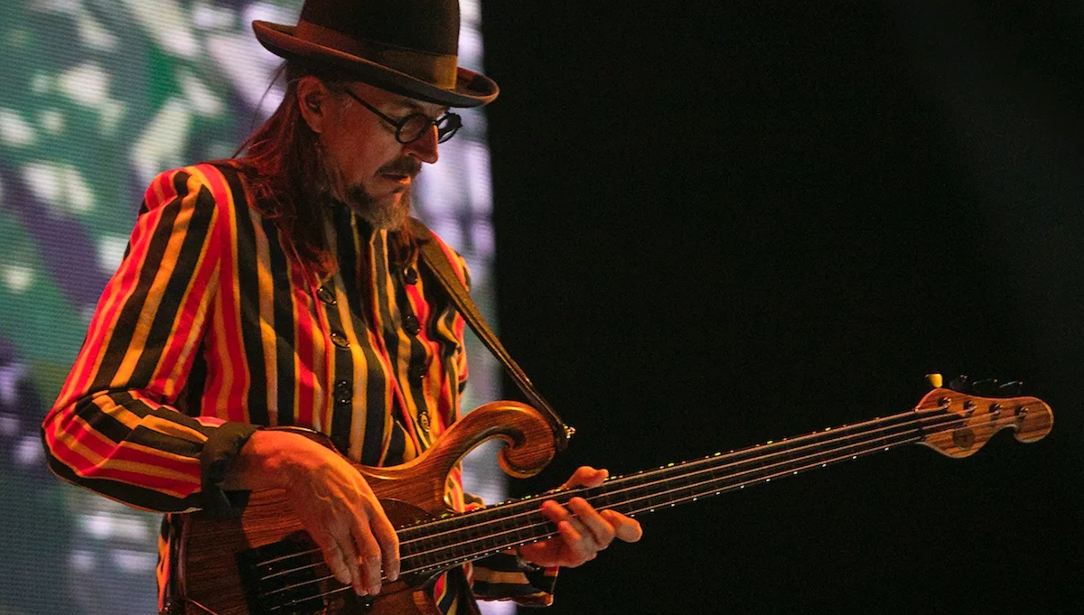 """Primus announce concert livestream """"Alive From Pachyderm Station"""""""