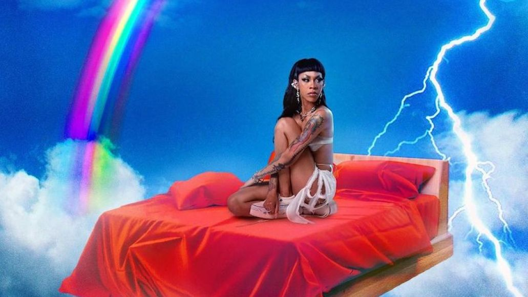 rico nasty nightmare vacation album artwork Rico Nasty Expands Her Repertoire on Debut Nightmare Vacation: Review