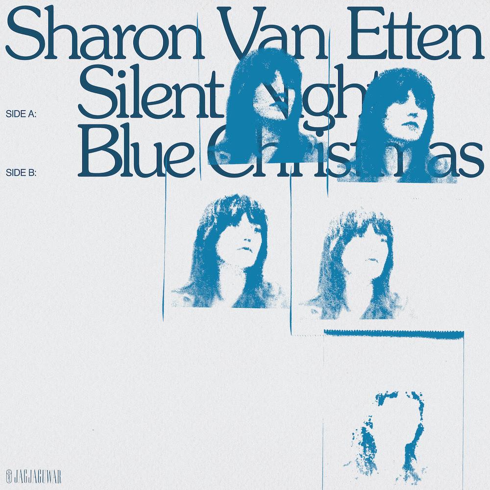 sharon van etten silent night blue christmas Sharon Van Etten Covers Silent Night and Blue Christmas: Stream