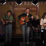 sturgill simpson bluegrass late show stephen colbert breakers roar performance watch