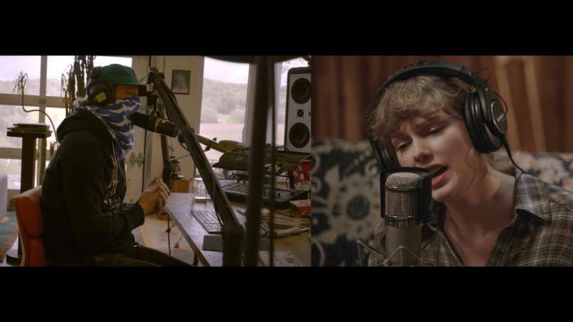 taylor-swift-folklore-live-album-pond-sessions-film