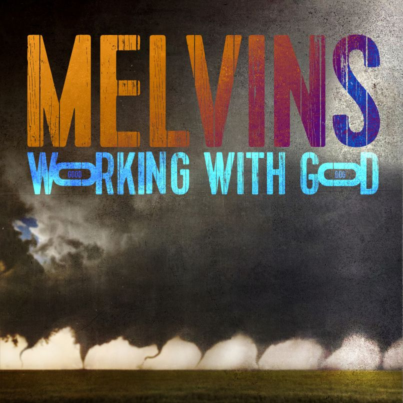 unnamed 2 Melvins Announce New Album Working With God, Share I F**k Around and Bouncing Rick: Stream