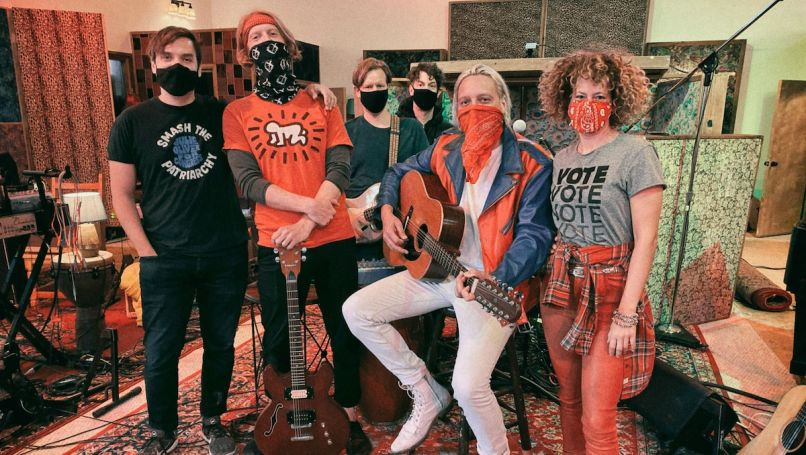 video arcade fire colbert election special performance showtime 40 Most Anticipated Albums of 2021