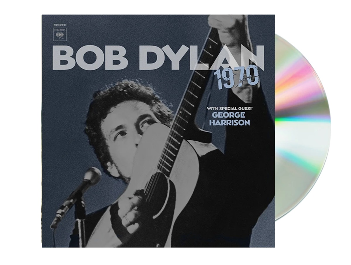 1970 by Bob Dylan album artwork cover art