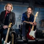 Adrian Smith and Richie Kotzen new project