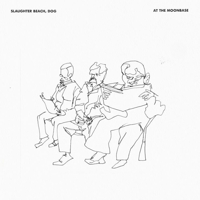 At the Moonbase от Slaughter Beach, обложка альбома Dog