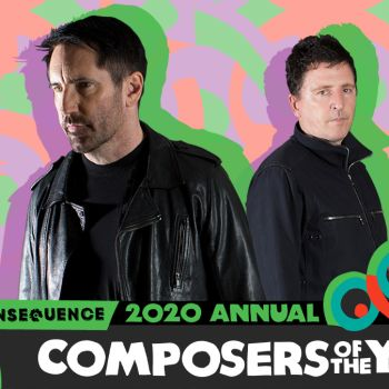 Composers of the Year Trent Reznor and Atticus Ross