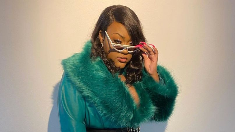CupcakKe How to Rob Remix diss track new song music stream Megan Thee Stallion, photo via artist's Instagram