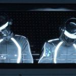 Daft Punk in Tron