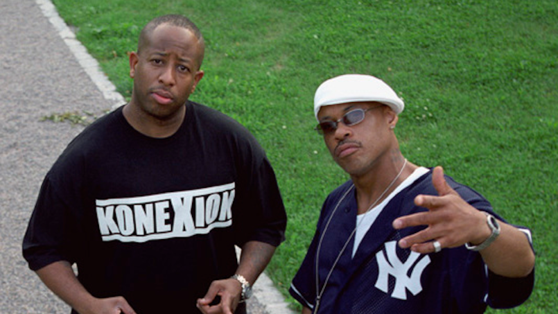 Gang Starr instrumental one of the best yet glowing mic watch stream