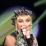 Miley Cyrus on Kimmel