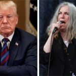 Patti Smith Donald Trump quote president politics terrible atmosphere political Donald Trump and Patti Smith (photo by Maja Smiejowska)