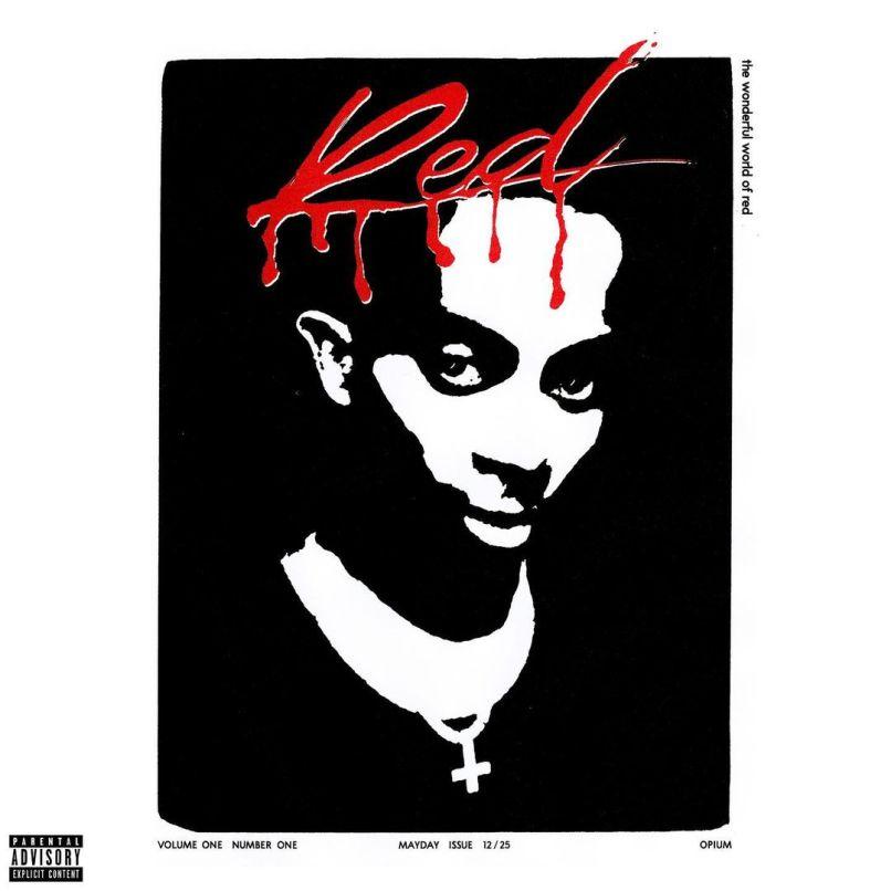 Whole Lotta Red by Playboi Carti album artwork cover art