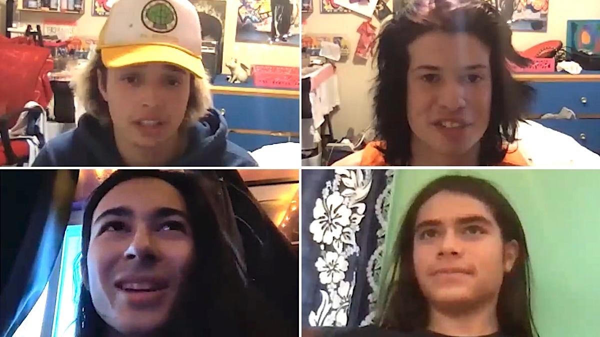 Suspect208 (Weiland, Slash, Trujillo Sons) расстались с певцом Ноем Вейландом