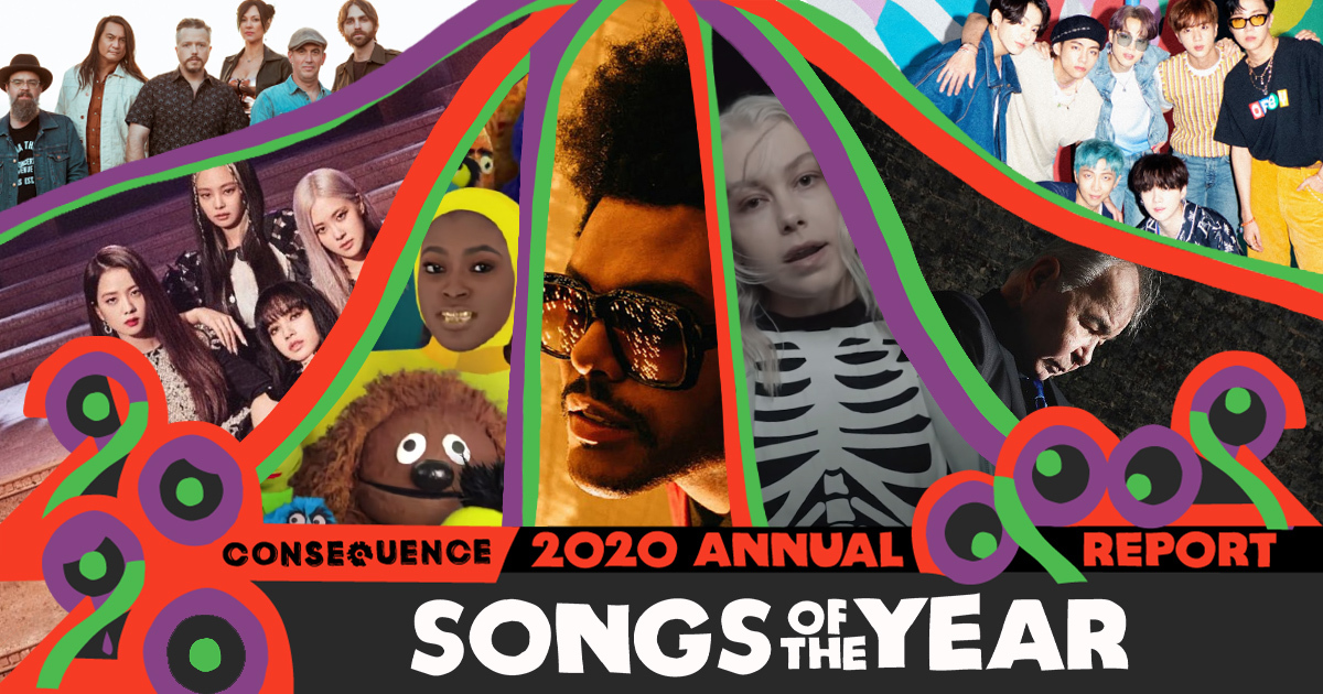 Top 50 Songs of 2020