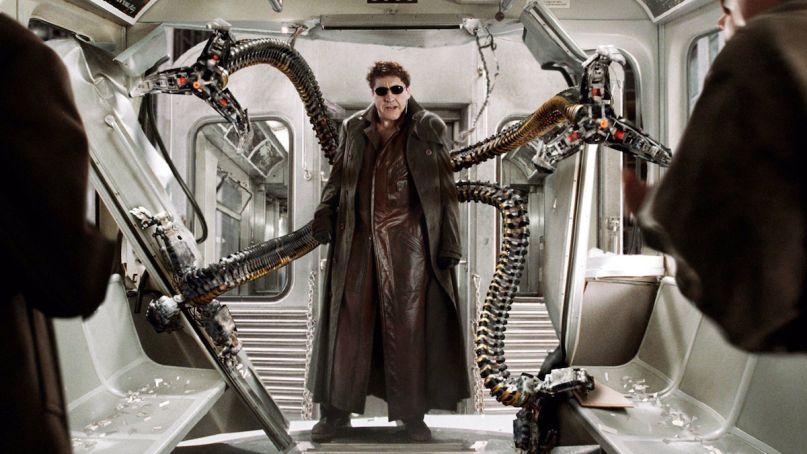 alfred molina doctor octopus spider-man 3