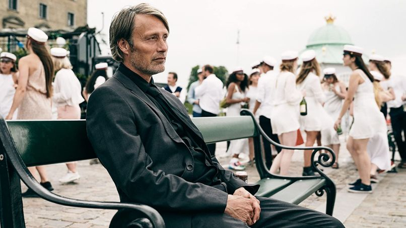 another round 3 Mads Mikkelsen Is Intoxicating In Another Round: Review