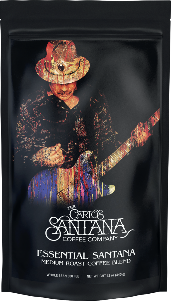 carlos santa coffee company Man, Its a Hot One: Carlos Santana Launches His Own Coffee Company