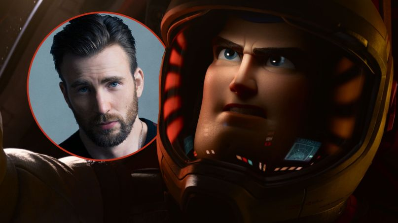 chris evans buzz lightyear disney pixar