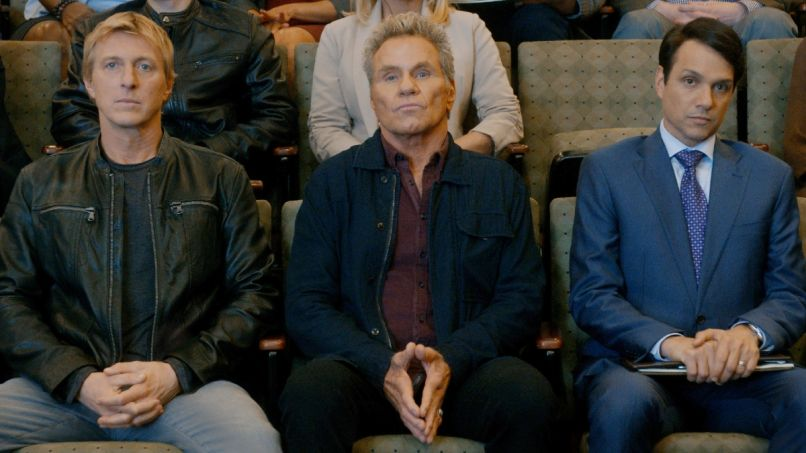 Netflix Dropkicks Epic Cobra Kai Season 3 Trailer: Watch