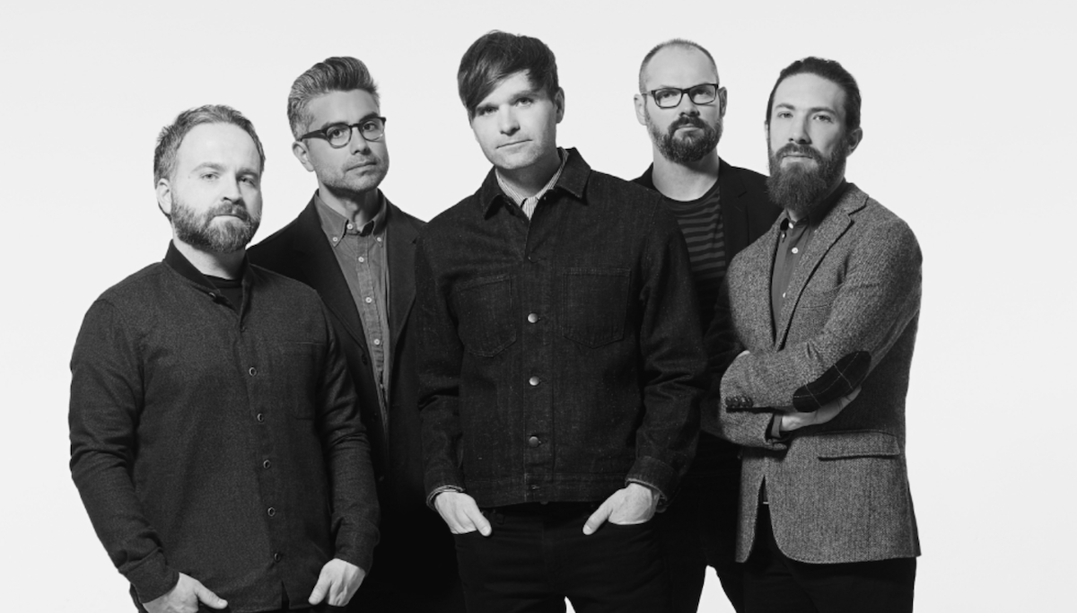 Death Cab for Cutie cover R.E.M., Neutral Milk Hotel, and TLC on new EP