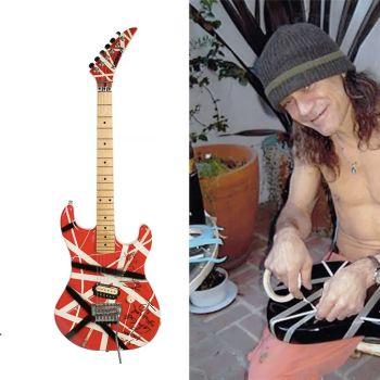 Eddie Van Halen Guitar Auction