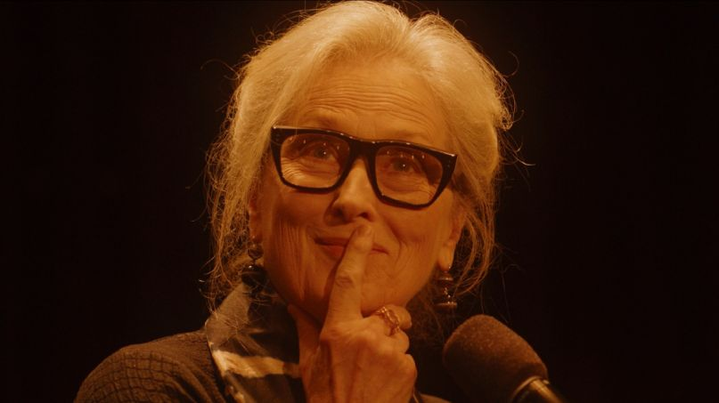 Meryl Streep Speaks For Herself in Steven Soderbergh's Let Them All Talk: Review