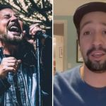 lin-manuel miranda covers pearl jam Elderly Woman Behind The Counter In A Small Town georgia election fundraiser conversation watch