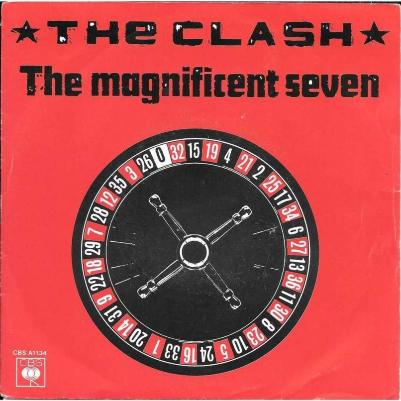 mag seven An Oral History of The Clashs The Magnificent Seven