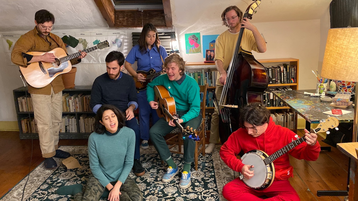 Pinegrove announce new movie and soundtrack Amperland, NY, share trailer and single: Watch