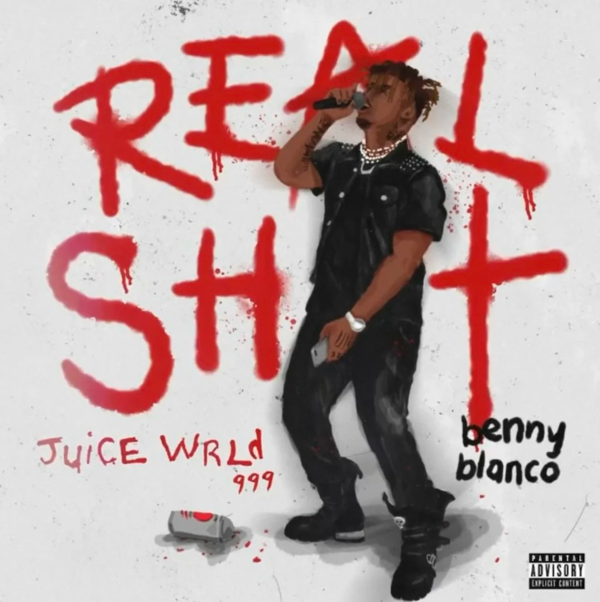 real shit juice wrld benny blanco Benny Blanco Unveils Posthumous Juice WRLD Collaboration Real Shit: Stream