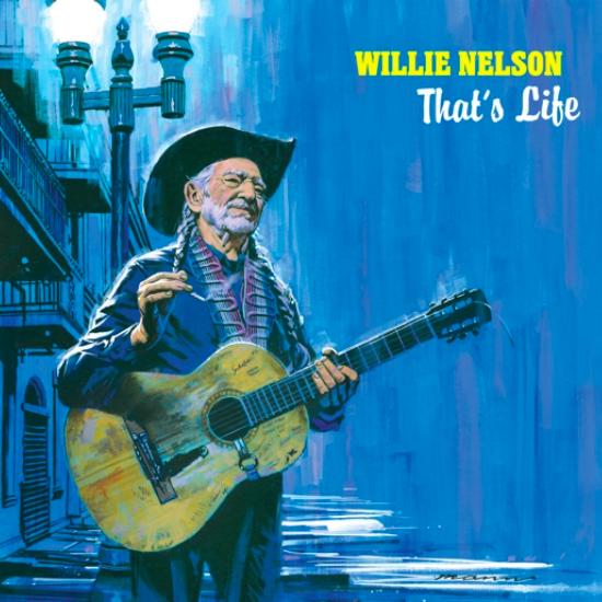 willie nelson frank sinatra album that's life