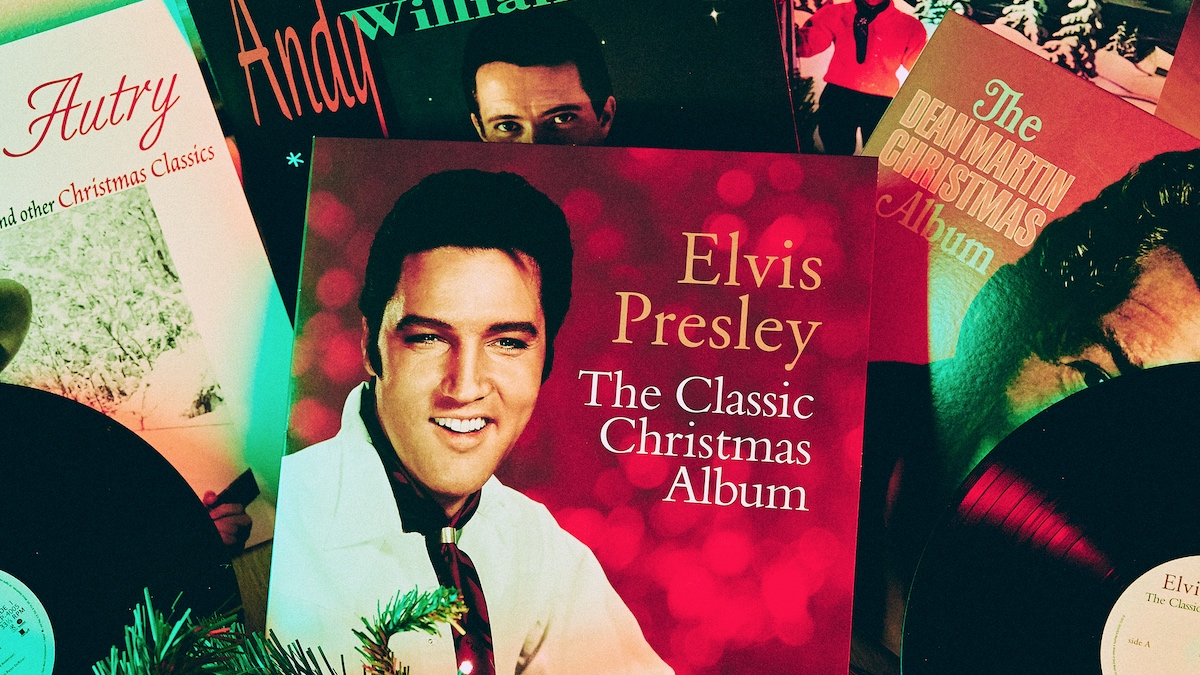 Win A Christmas Vinyl Collection With Mariah Carey Elvis Presley More Consequence Of Sound