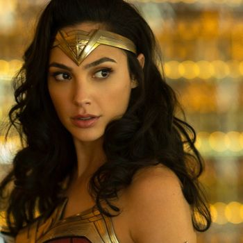 Wonder Woman 1984 Is Gold Plated Positivity: Review