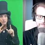 Alice Cooper sings song for Zak Nilsson