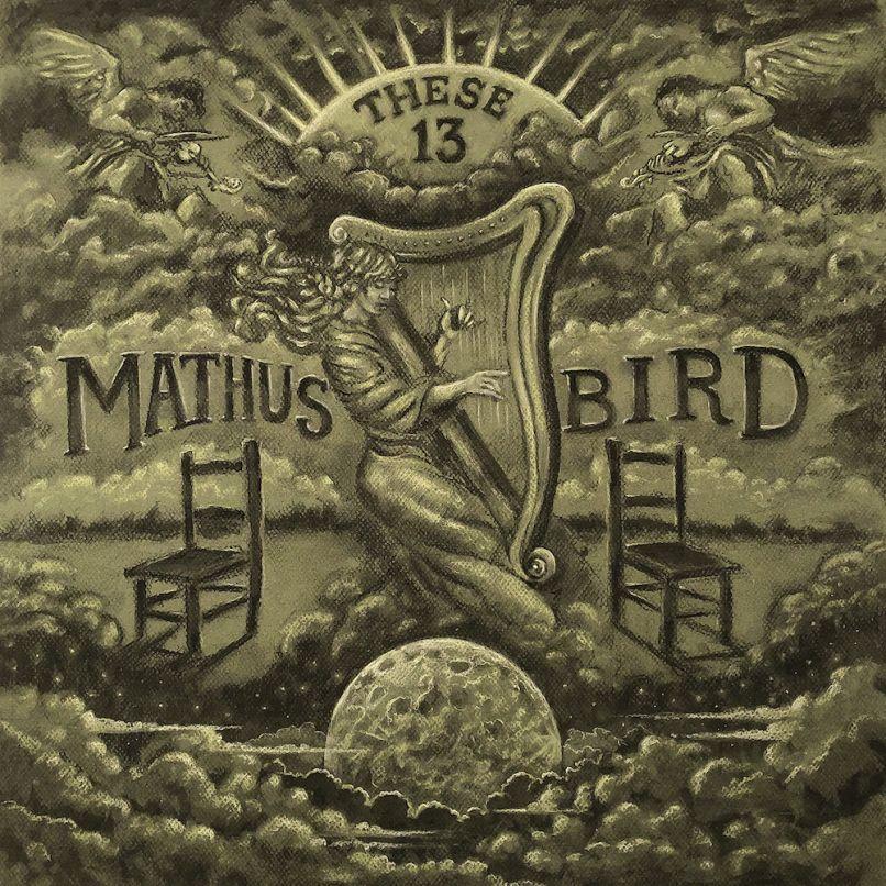 These 13 by Andrew Bird and Jimbo Mathus album artwork cover art
