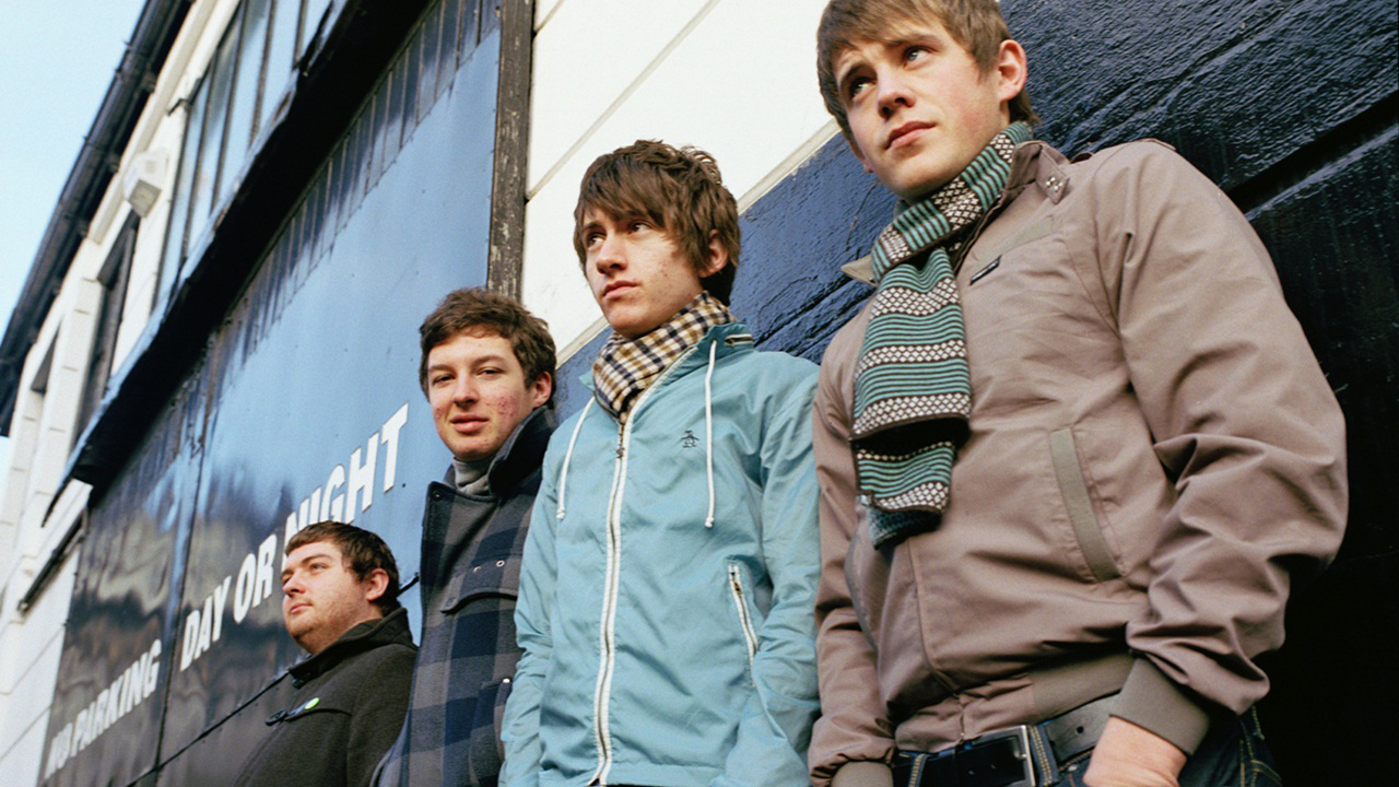 Arctic Monkeys' Whatever People Say I Am, That's What I'm Not Takes Us Back to Their Garage Days